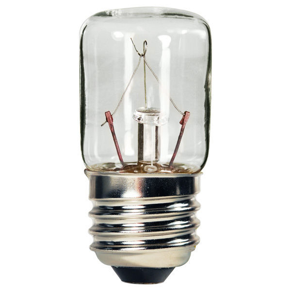 4 Watt - T4 - Clear - Appliance Bulb Image