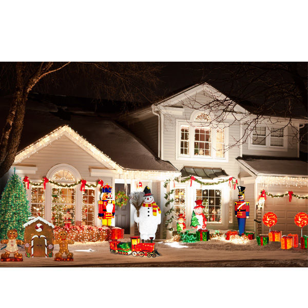 half toy soldier life size image - Large Life Size Toy Soldier Christmas Outdoor Decorations