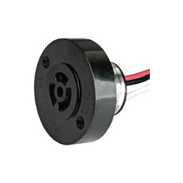 Twist Lock Receptacle for Photocell Image