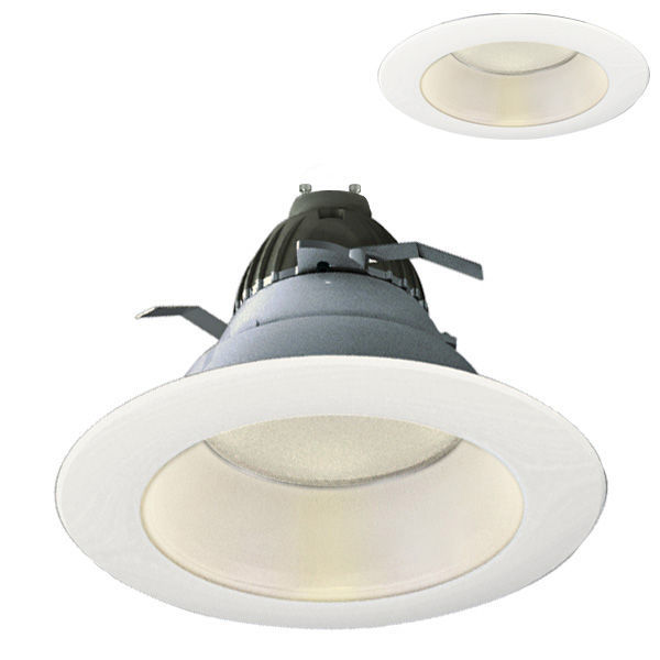 575 Lumens - 9.5W LED - Moderate Recess Downlight - 65W Equal Image