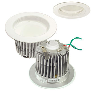 Cree LR6-GU24 - GU24 Base - 650 Lumens - 12 Watt - LED - Warm White - 92 CRI - Dimmable - Fits 6 in. Can Fixtures