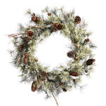 18 in. Christmas Wreath Image