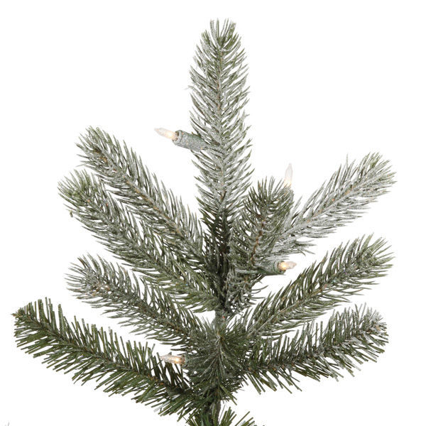 7.5 ft. x 48 in. Artificial Christmas Tree Image