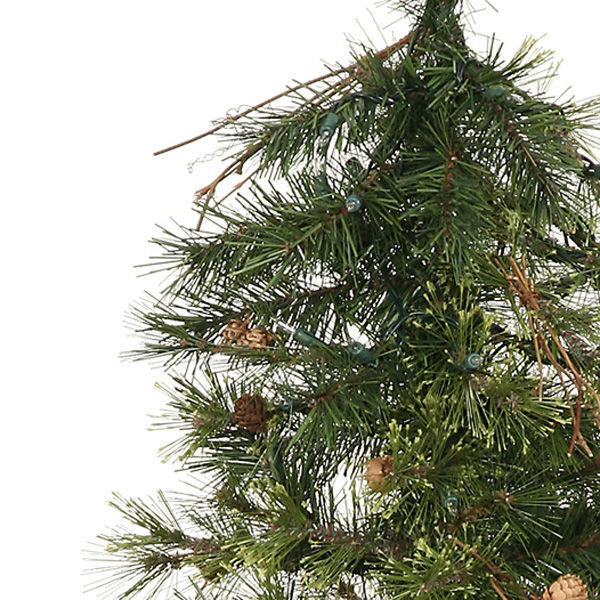 4 ft. x 24 in. Artificial Christmas Tree Image