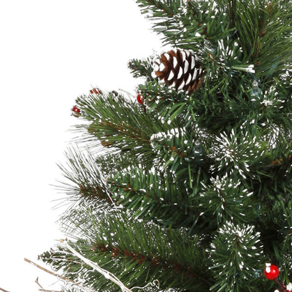 3 ft. x 17 in. Artificial Christmas Tree Image