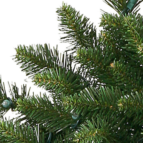 3 ft. Artificial Half Christmas Tree Image
