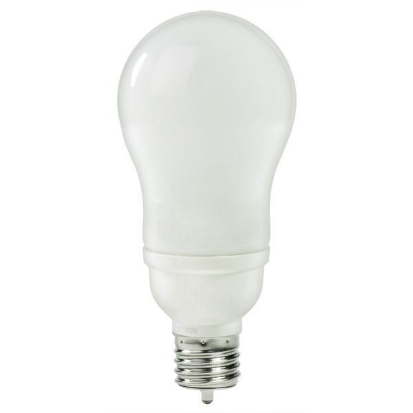 A-Shape CFL - 16 Watt - 60W Equal - 2700K Warm White Image