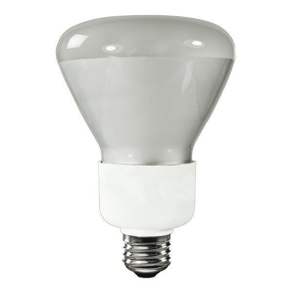 BR30 CFL - 16 Watt - 65W Equal - 6500K Full Spectrum Daylight Image