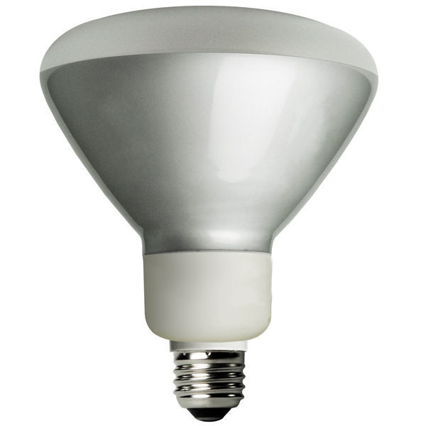 BR40 CFL - 16 Watt - 65W Equal - 5000K Full Spectrum Image