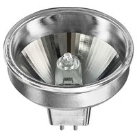 42 Watt - MR16 - ConstantColor Precise - EZY Narrow Spot - Open Face - 3,500 Life Hours - 12 Volt