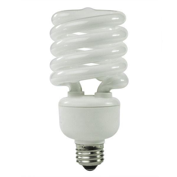 Spiral CFL - 40 Watt - 150W Equal - 2700K Warm White Image