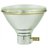 75 Watt - PAR38 - Mining Incandescent Reflector - Clear - Spot - Medium Side Prong Base - 765 Lumes - 2,000 Life Hours - 120 Volt