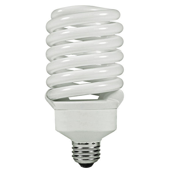 T3 Spiral CFL - 42 Watt - 150W Equal - 6500K Full Spectrum Daylight Image