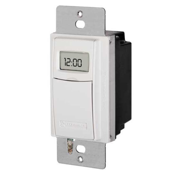 Intermatic ST01C - In-Wall Timer Image