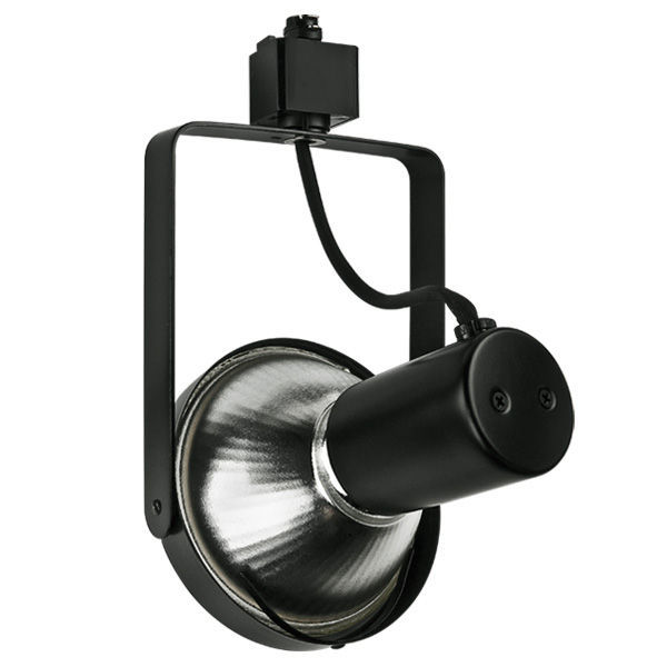 Nora NTH-108B - Gimbal Ring Track Fixture - Black Image