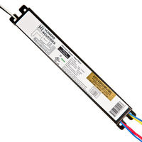Howard EP2/40RS/MV/MC - (2) Lamp - F40T12 or F34T12 - 120/277 Volt - Rapid Start - 0.85 Ballast Factor