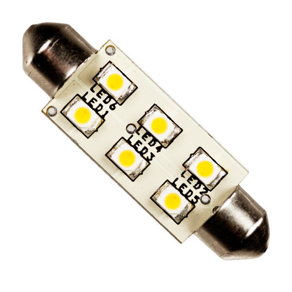 LED Festoon Bulb - 12 Volt Image
