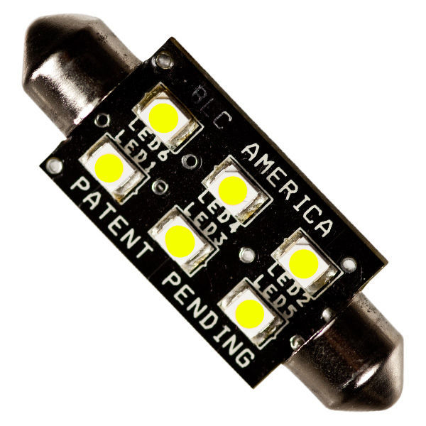 LED Festoon Bulb - 24 Volt Image