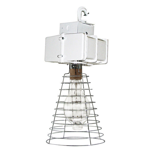 RAB BTH400GPSQ - 400 Watt - Temporary High Bay Fixture Image