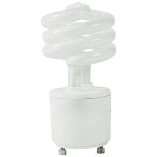 Shop for Dimmable 13W GU24 Base Compact Fluorescent Light Bulb