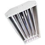 6 Lamp - F32T8 - 4 ft. - Fluorescent High Bay Fixture Image