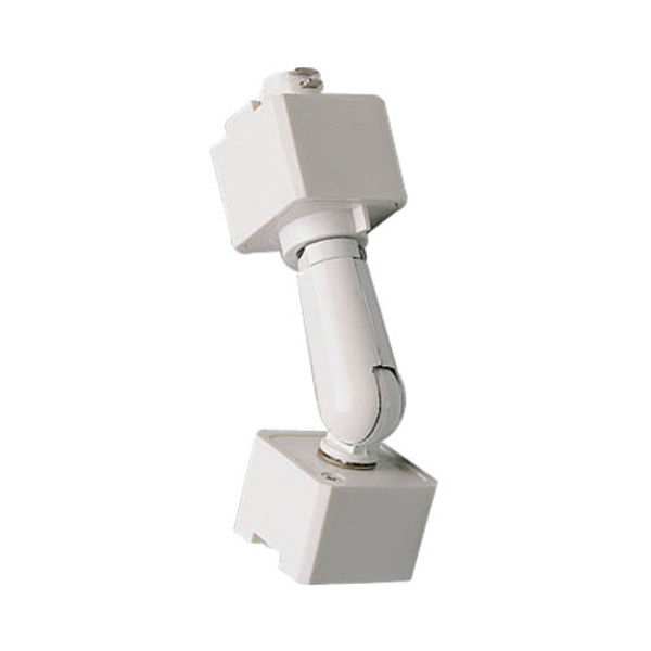 Nora NT-334W - White - Slope Adapter Image