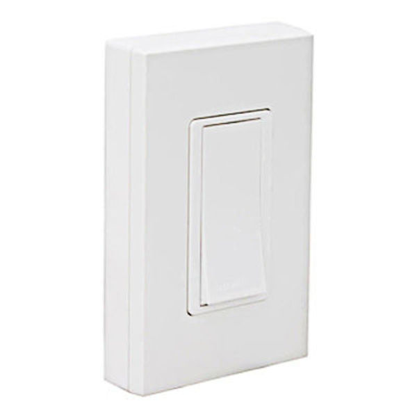 Leviton WSS0S-P0E - 800W Max. - Self-Powered Wireless Remote Switch Image