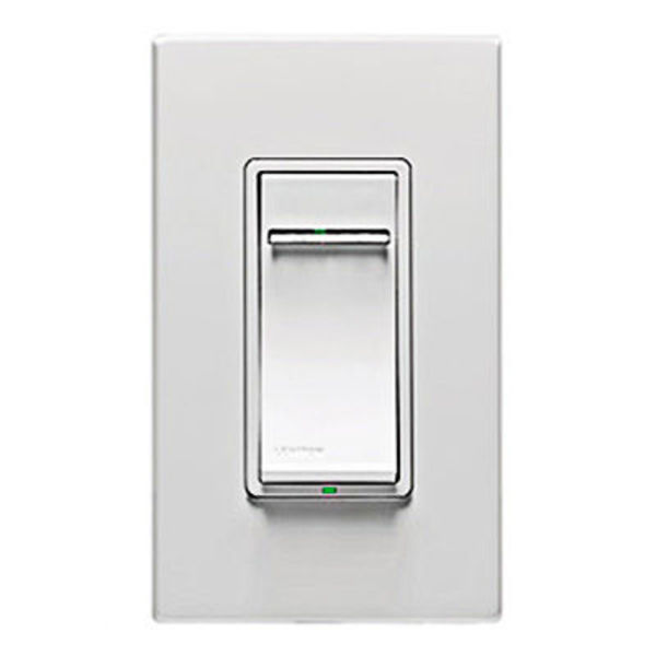 Leviton Vizia+ VPE04-1LZ - 400W Max. - Electronic Low Voltage Dimmer Image