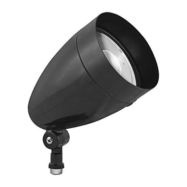 RAB HBLED13DCB - 13 Watt - LED - Bullet Flood Light Fixture Image