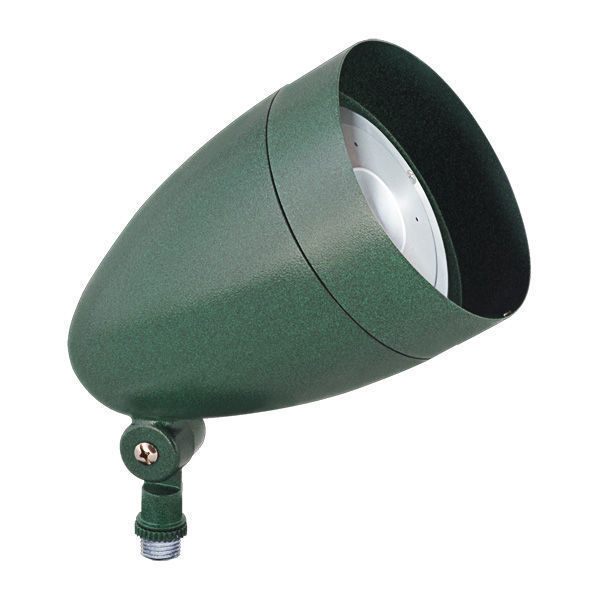 RAB HBLED13DCVG - 13 Watt - LED - Bullet Flood Light Fixture Image