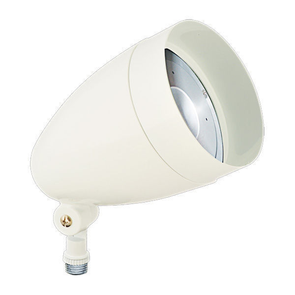 RAB HBLED13DCW - 13 Watt - LED - Bullet Flood Light Fixture Image