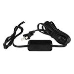 Lamp Dimmer Cord - Black Image