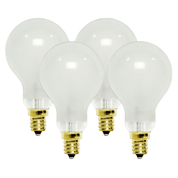 Ceiling Fan Light Bulbs Candelabra Base : Hygrade w a ceiling fan bulb