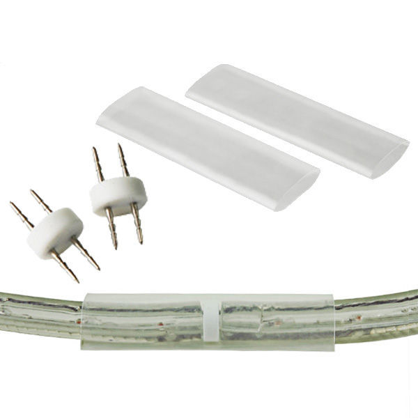 Led Rope Light Section Not Working: (2 Pack) Invisible Splice For 2 Wire Rope Light