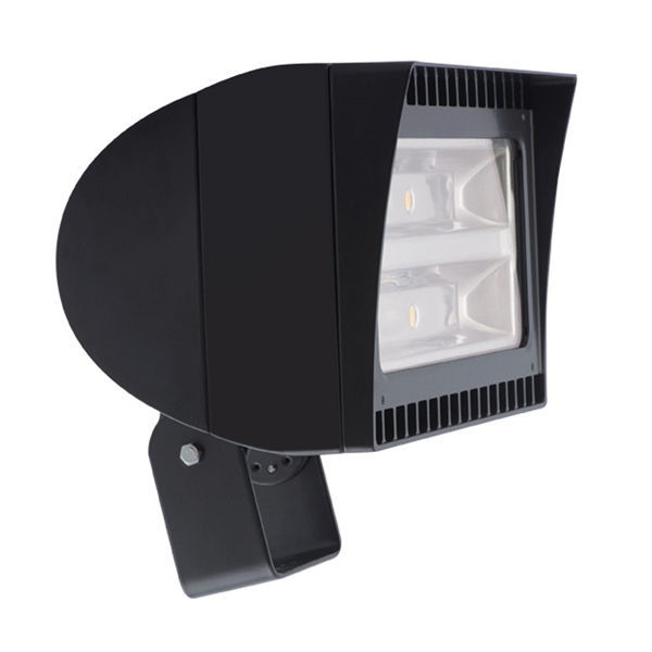 RAB FXLED78TN - 78 Watt - LED - Flood Light Fixture - Slipfitter Mount Image
