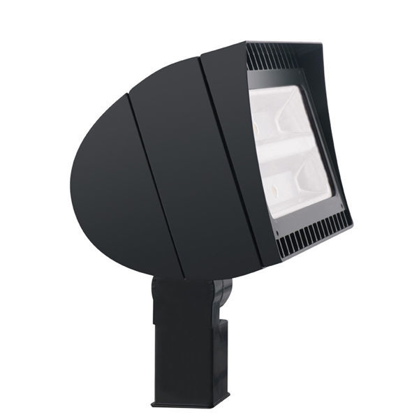 RAB FXLED78SFY - 78 Watt - LED - Flood Light Fixture - Slipfitter Mount Image