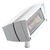 RAB FFLED18YW - 18 Watt - LED - Bullet Flood Light Fixture