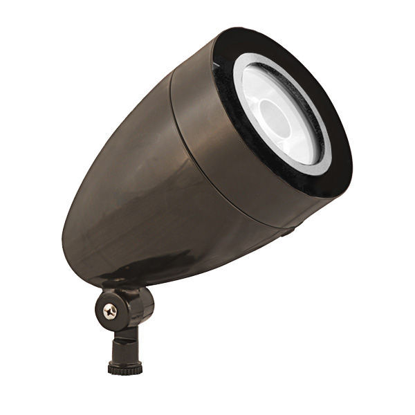 RAB HSLED13YA - 13 Watt - LED - Bullet Spot Light Fixture Image