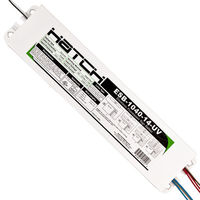 Electronic Sign Ballast - 10-40 ft. Total Lamp Length - (1-4 Lamps) - 120/277 Volt - Hatch ESB-1040-14-UV