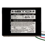 Hatch MC100-1-J-120U - 100 Watt - Electronic Metal Halide Ballast Image