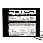 Hatch MC70-1-J-277U - 70 Watt - Electronic Metal Halide Ballast Image