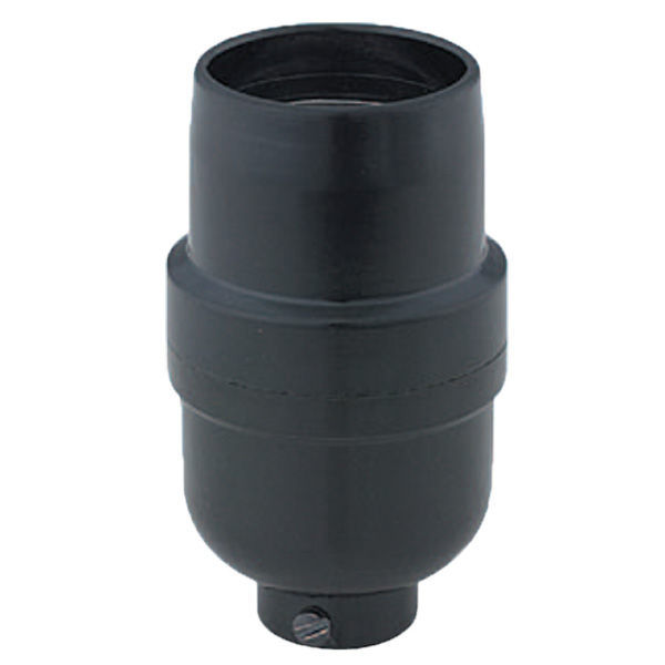 Phenolic Keyless Medium Base Socket Plt 40 0037 99