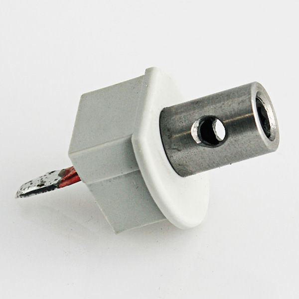 Conductive End Cap for Mounting Channel - KLUS 1435 Image