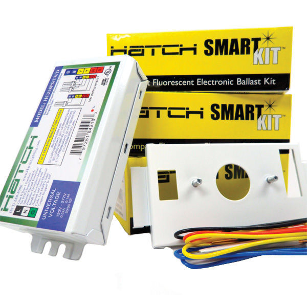 Hatch HC226/PS/UV/K CFL Ballast Image