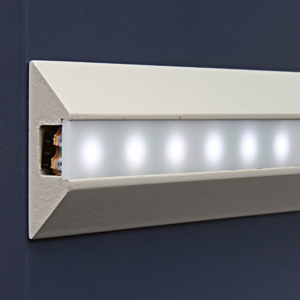 Stain and Paintable - Fiberboard Light Channel Image