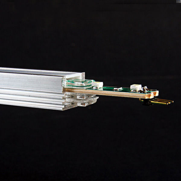 3.28 ft. Non-Anodized Aluminum PDS4-ALU Channel Image