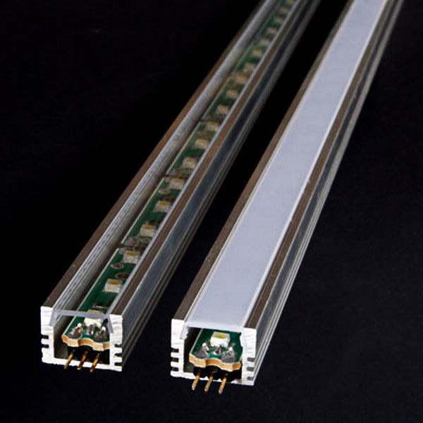 3.28 ft. Anodized Aluminum PDS4-ALU Channel Image