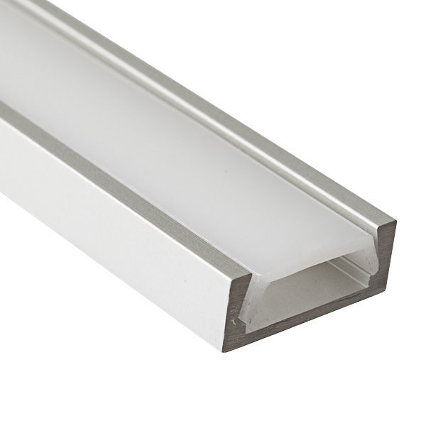 6.56 ft. Non-Anodized Aluminum Micro-ALU Channel Image