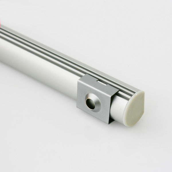 3.28 ft. Anodized Aluminum PDS-O Channel Image
