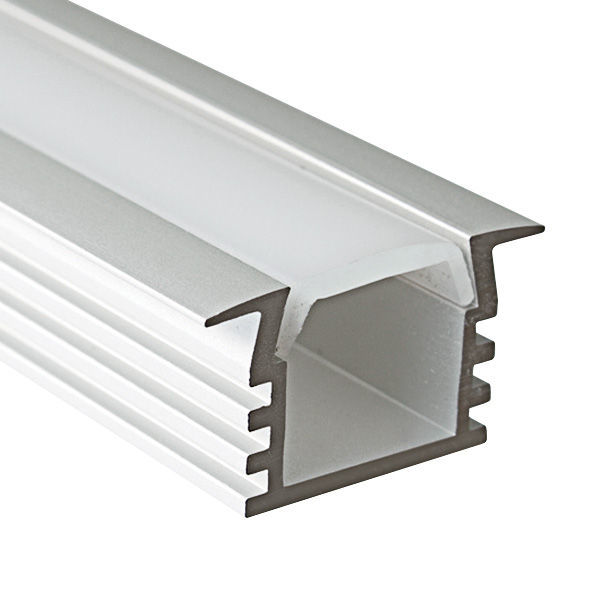 3.28 ft. Anodized Aluminum PDS4-K Channel Image